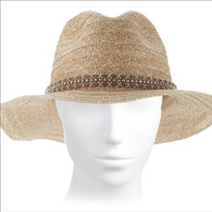 NEW Fedora Natural Straw Hats Style Caps Headwear
